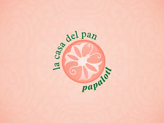 Logotipo La casa del pan papalotl | by VIRTUAL Web Marketing