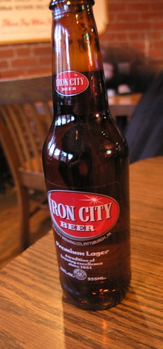 Iron City Beer | by Accidental Hedonist