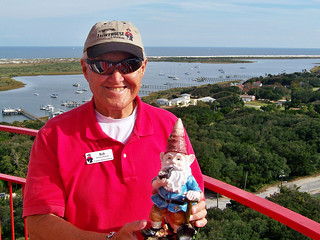 St. Augustine Lighthouse - Bob and Nigel | by Bill Fultz