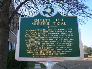 Emmett Till Historic Marker | by jimmywayne
