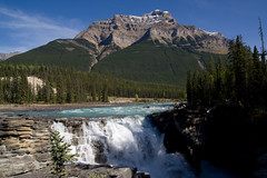 Athabasca Falls | by Litost.