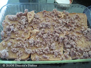 Breakfast Casserole: Sausage | by Dianne's Dishes