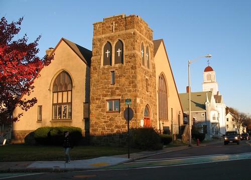 Cabot United Methodist Church Food Pantry
