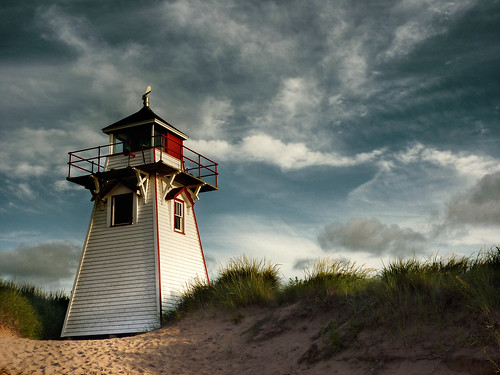 Evening Lighthouse | by bonedad
