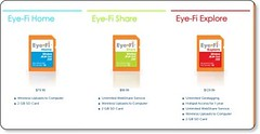 Eye-Fi » Products | by shinyai