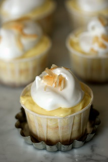 lime tart cupcakes | by chockylit