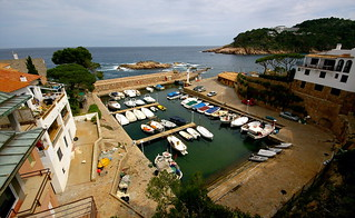 El minúscul port de Fornells / The tiny harbour of Fornells | by SBA73