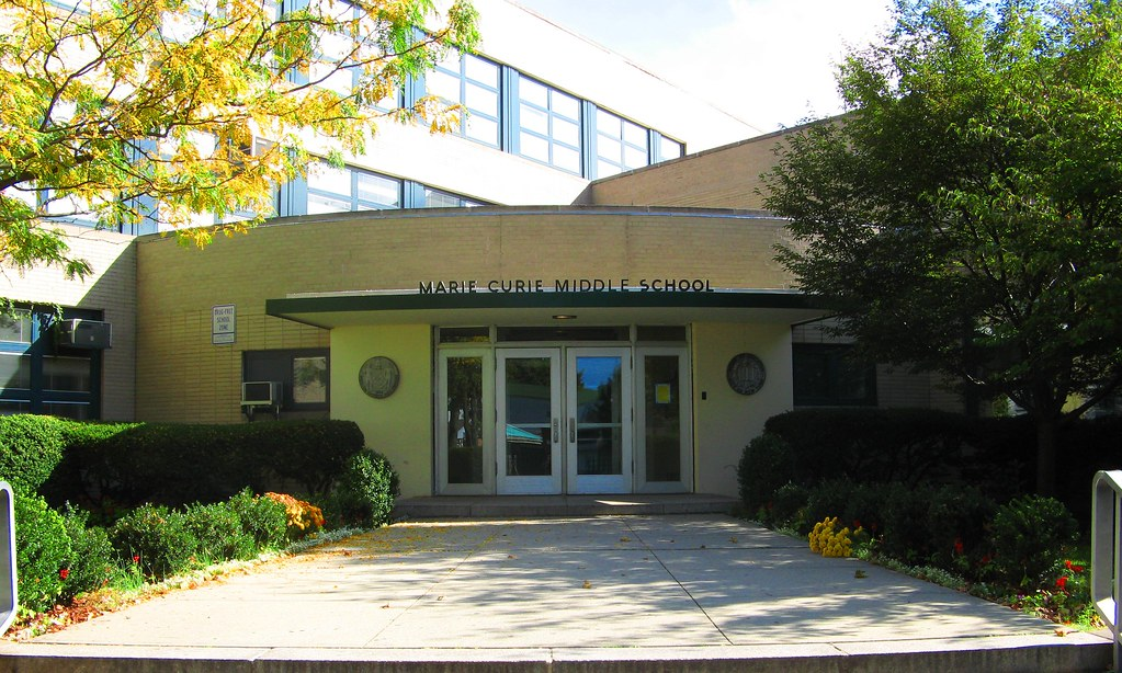 Marie Curie Middle School 158 | Marie Curie Middle School, f… | Flickr