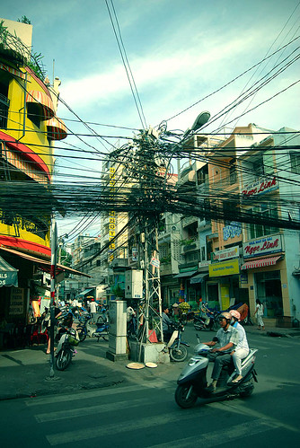 Saigon's Cables | by ^riza^