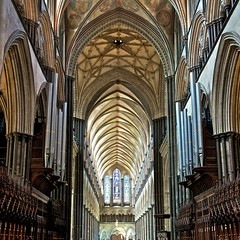 Salisbury cathedral | by Andrei Linde