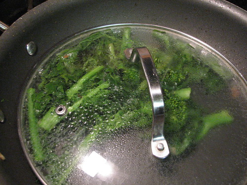 How to Make the Perfect Broccoli di Rape - Step 3 | by SeppySills