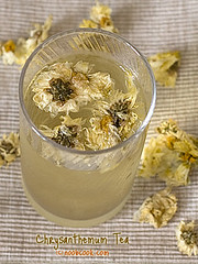 chrysanthemum_tea_chilled | by wiffygal