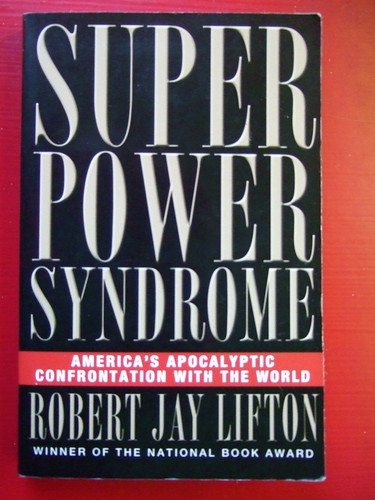Superpower Syndrome | by Earthworm