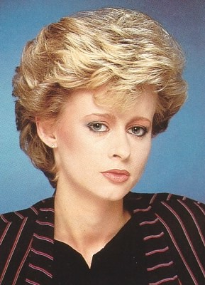80s Hairstyle 166