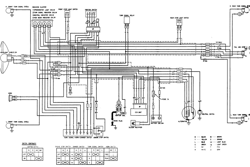 Honda Mt5 Wiring Diagram Honda Wiring Diagrams Instruction – Honda Gx390 Wire Diagram