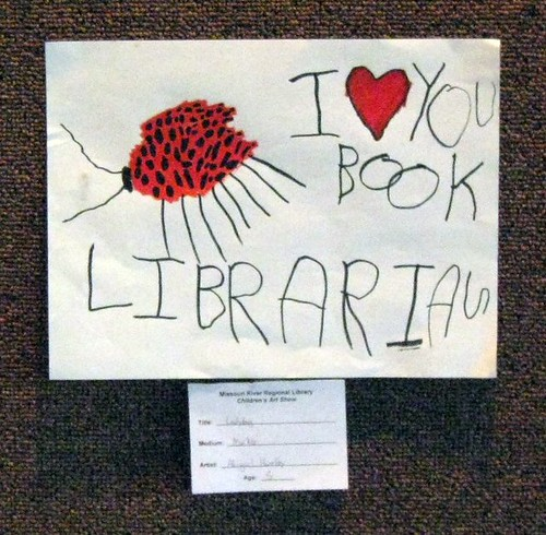 I *heart* you book librarian | by Bobbi Newman