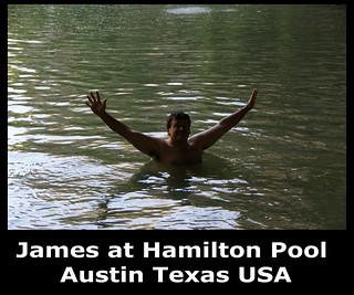 James at hamilton pool austin texas usa james at for Pool design hamilton