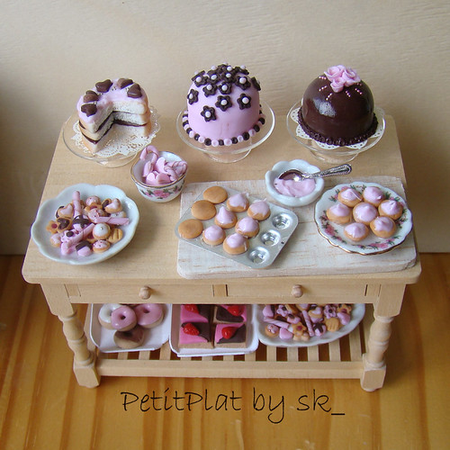 Tea Party Food Items