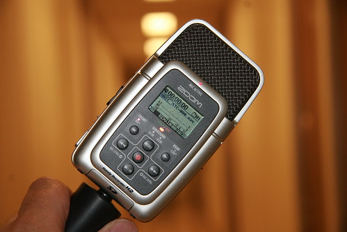 My New Digital Recorder | by courosa
