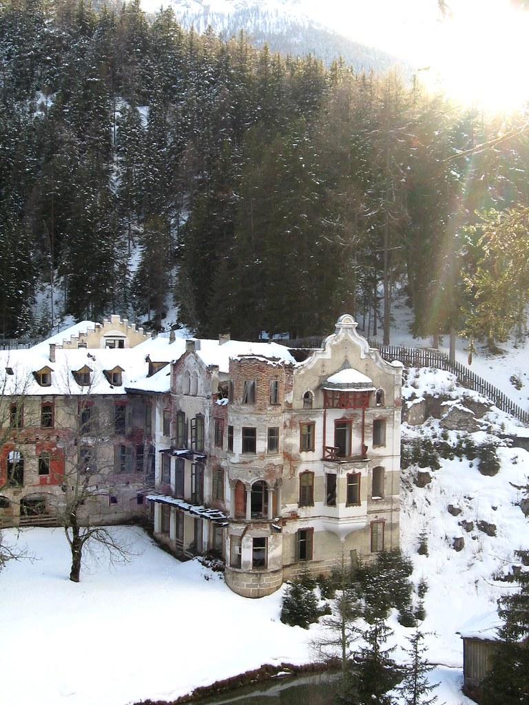 Wildbad Innichen / Bagni di San Candido_21 | Ansicht gegen S… | Flickr