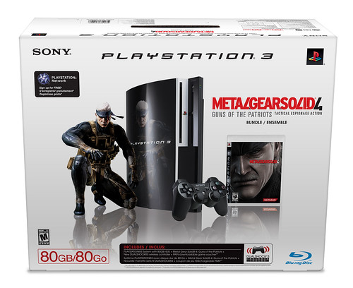 PS3 MGS Bundle | by PlayStation.Blog