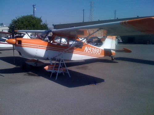 Tailwheel endorsement | by Dalfry