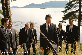 Groomsmen. | by Jackie Donnelly | Seattle Photographer