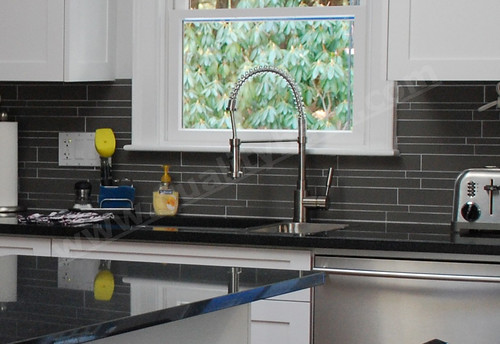 Blanco Meridian Semi Professional Kitchen Faucet 157 140