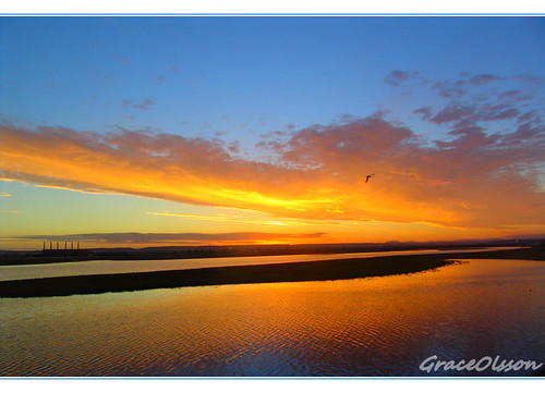 Sunset in Port Elizabeth - South Africa | by Grace Olsson Fotograf(I´m abroad)