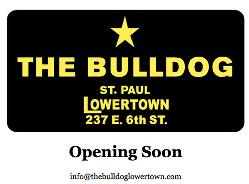 the bulldog st paul the bulldog st paul lowertown more info here i blogged 7450