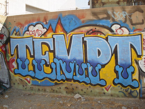 Tempt One LosAngeles Graffiti Art | by anarchosyn