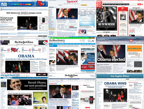 Obama Wins (11.05.2008) | by Michael Wender