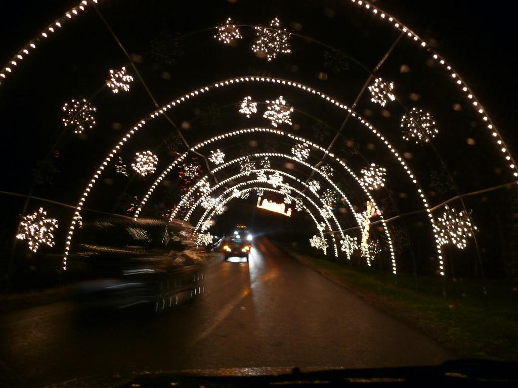 Oglebay Park Christmas Lights | marada | Flickr