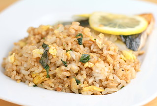 Basil Fried Rice | by Nook & Pantry