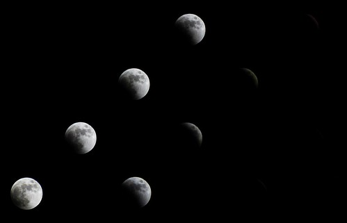 moon phases in few hours | by A~man