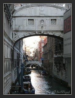 The Bridge of Sighs ~ | by **Mary**