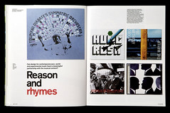 Eye 63 Reason and rhymes opener | by Eye magazine