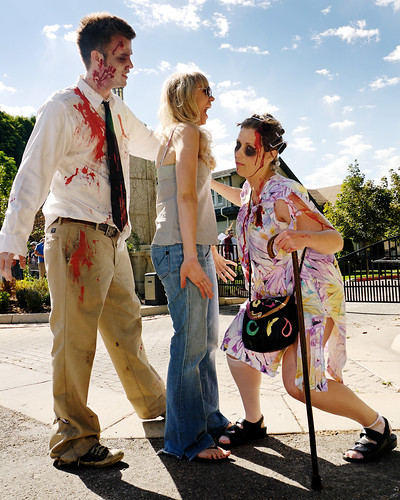 SLC Zombie Walk 2008 | by calanan