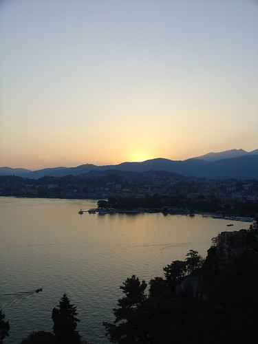 Anochece en Lugano | by marcp_dmoz