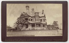 Bradbury Mansion | by Floyd B. Bariscale