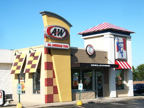 a w kfc combo restaurant oak creek wi 2170 w ryan road flickr. Black Bedroom Furniture Sets. Home Design Ideas