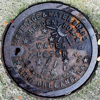 NOLA Water Meter Cover | by StephenReed