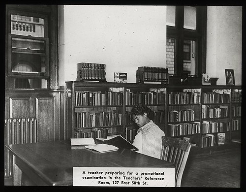 Work with schools, teachers' reference room : African Americ... | by New York Public Library