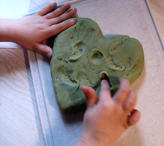 Making play dough | by lisaclarke
