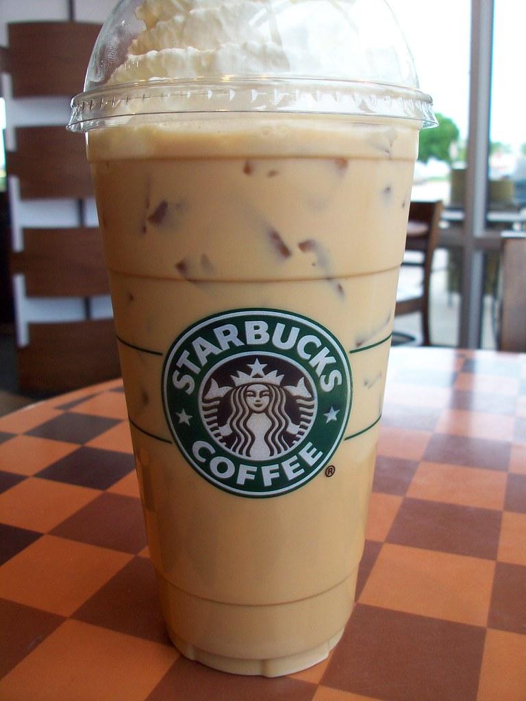 Starbucks Venti Iced White Chocolate Mocha   Macro Mondays M…   Flickr