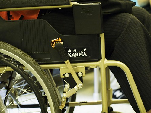 Quite possibly the worst wheelchair brand name, ever. | by monsieurpotts