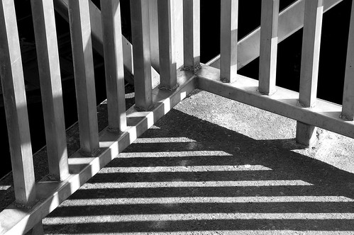 Line and shadow abstract | by Canadapt