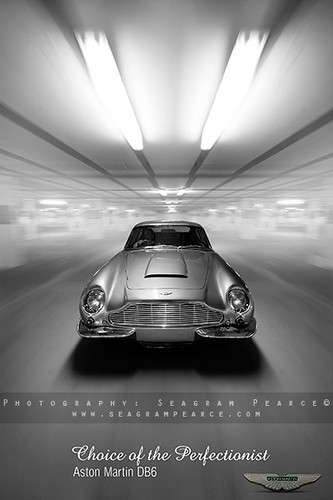 Aston Martin Db6 Advert Recreation After Doing This Shoot Flickr