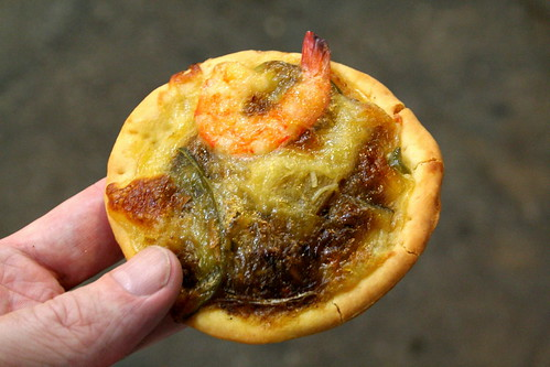 Pizza thit from Sinh Do Bakery, Hai Ba Trung, Ho Chi Minh City | by Eating In Translation