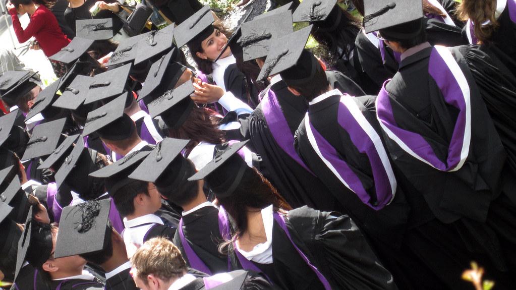 Graduation Day, University of Birmingham | William Fallows | Flickr